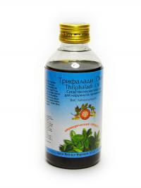 Купить Массажное масло Трифалади Оил (Thriphaladi Oil) в интернет-магазине Ариаварта