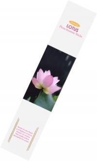Благовоние Lotus (Лотос), 10 палочек по 21 см.