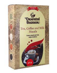Смесь специй для чая, кофе и молока (Tea, Coffee and Milk Masala).