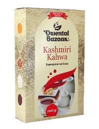 Кашмирский чай Кахва Kashmiri Kahwa.