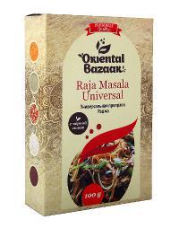 Универсальная приправа Раджа (Raja Masala Universal).