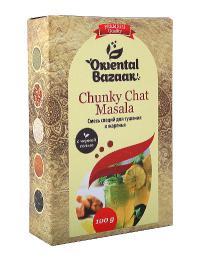 Смесь специй для тушения и жаренья (Chunky Chat Masala).
