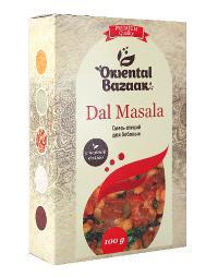Смесь специй для бобовых (Dal Masala).