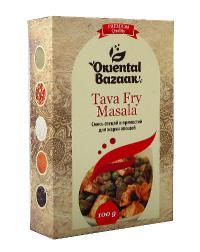 Смесь специй и пряностей для жарки овощей (Tava Fry Masala).