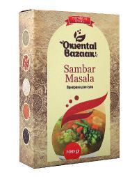 Приправа для супа (Sambar Masala).