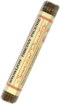 Благовоние Snowlion Tibetan Incense (малое), 24 палочки по 14,5 см.