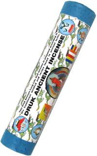Благовоние Druk Ancient Incense. Long Life God, 21 палочка по 19 см.