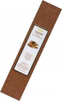 Благовоние Clove (Гвоздика), 10 палочек по 21 см.