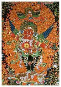 Открытка Гуру Дракпур (7 x 10 см).