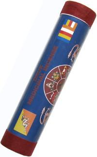 Благовоние Druk Medicinal Incense. Meditation, 21 палочка по 19 см.