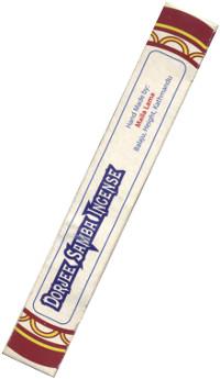 Купить Благовоние Dorjee Samba Incense, 18 палочек по 14 см в интернет-магазине Dharma.ru