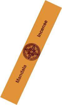 Благовоние Mandala Incense (Brown), 45 палочек по 16 см.