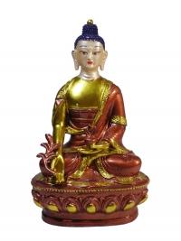 Статуэтка Будды Медицины, 22 см.