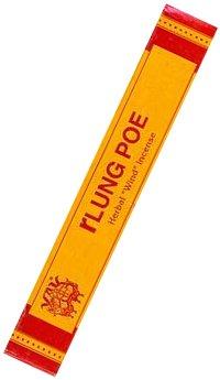 Благовоние Rlung Poe, 18 палочек по 16,5 см.