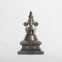 Купить Ступа совершенной победы (13,3 см) в интернет-магазине Dharma.ru
