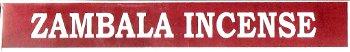 Купить Благовоние Zambala Incense (Дзамбала), 13 палочек по 11,5 см в интернет-магазине Dharma.ru