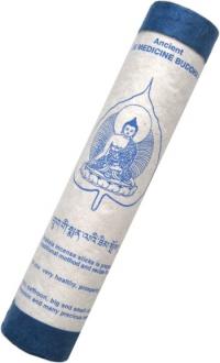 Ancient Bhutanese Medicine Buddha Incense (Древнее бутанское благовоние Будда Медицины), 19 палочек по 18,5 см.
