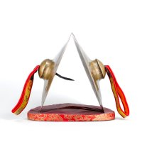 Цимбалы Силньен для мирных божеств — диаметр 28,5 см.