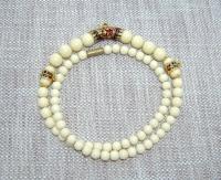 Ожерелье для подвешивания буддийских амулетов.