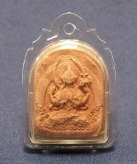 Амулет глиняный Авалокитешвара.