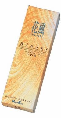 Благовоние Hinoki (Японский кипарис), 120 палочек по 14 см.