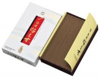 Купить Благовоние Byakudan Kobunboku, 120 палочек по 14 см в интернет-магазине Dharma.ru