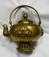 Чайник (бронза).