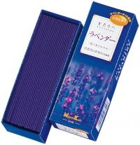 Благовоние Kataribe Lavender Square (лаванда), 200 палочек по 14 см.