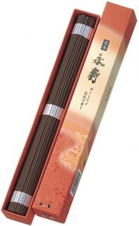 Благовоние Meiko Eiju Long (сандаловое дерево), 100 палочек по 25 см.