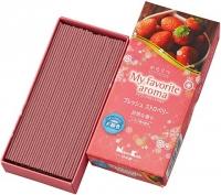 Благовоние Kataribe My Favorite Aroma Strawberry (клубника), 200 палочек по 14 см.