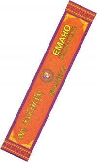 Благовоние EMAHO Healing Incense (малые), 30 палочек по 14,5 см.