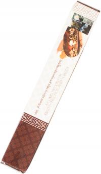 Nado Poizokhang, коричневая упаковка — подношение Риво Сангчо и Сурже, 30 палочек по 21 см.