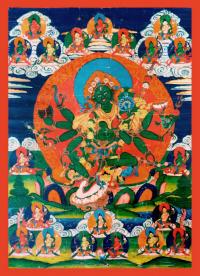 Плакат Тара (30 x 40 см).