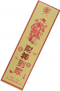 Купить Благовоние Красный Сандал с Голубым Лотосом (бездымные), 150 палочек по 30 см (уценка) в интернет-магазине Dharma.ru