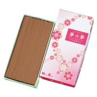Купить Благовоние Yume-no-Yume Floral (цветочный аромат), 200 палочек по 14 см в интернет-магазине Dharma.ru