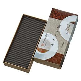 Благовоние Kaori Awase Coffee (кофе, шоколад), 170 палочек по 14 см.