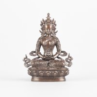 Статуэтка Будды Амитаюса, 11 см.