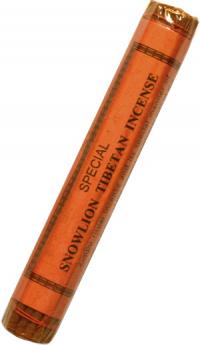 Купить Благовоние Special Snowlion Tibetan Incense, 24 палочки по 14,5 см в интернет-магазине Dharma.ru