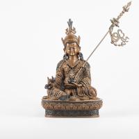 Статуэтка Падмасамбхавы, 21 см.