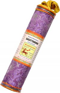 Благовоние Sagittarius Zodiac Incense (Стрелец), 37 палочек по 17,5 см.