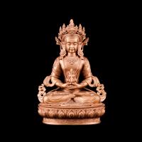 Статуэтка Будды Амитаюса, 15 см.