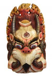 Купить Маска Гаруда (35 x 60 x 24 см) в интернет-магазине Dharma.ru