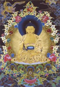 Купить Магнит Будда (№10) (5 x 7,5 см) в интернет-магазине Dharma.ru