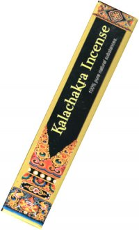Купить Благовоние Kalachakra Incense (Калачакра), 21 палочка по 9,5 см в интернет-магазине Dharma.ru