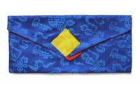 Купить Конверт для печа синий, 14,5 x 30 см в интернет-магазине Dharma.ru