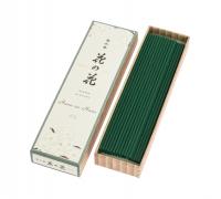 Благовоние Hana-no-Hana Lily (лилия), 40 палочек по 13,7 см.