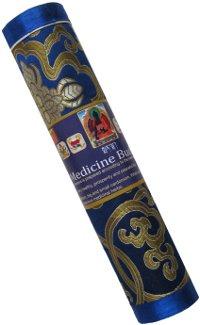 Благовоние Medicine Buddha (Будда Медицины), 21 палочка по 20,5 см.