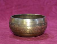 Купить Поющая чаша (14,5 х 7 см) в интернет-магазине Dharma.ru