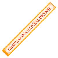 Dharmayana Natural — большая упаковка, 25 палочек по 22 см.