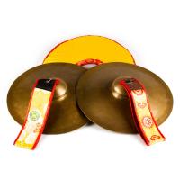 Цимбалы Силньен для мирных божеств, улучшенный сплав — диаметр 27,5 см.